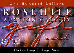 Rose Hill Gift Certificate